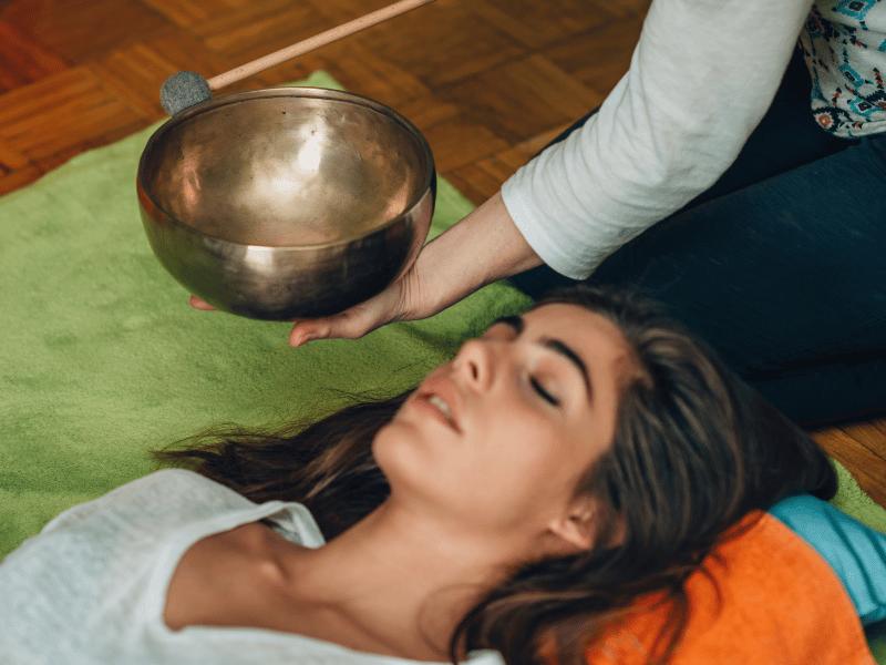 Thérapie par les bols tibétains