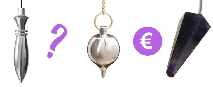 Comment choisir un pendule et où l'acheter