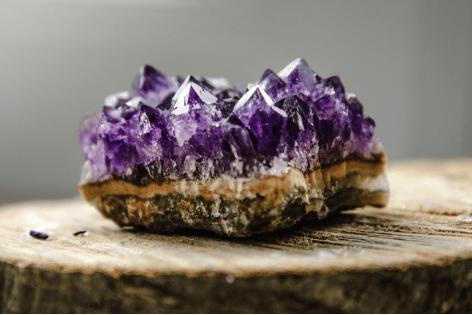 Bonne usage de la pierre améthyste