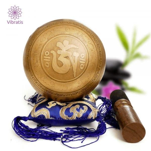 Bol tibétain bronze