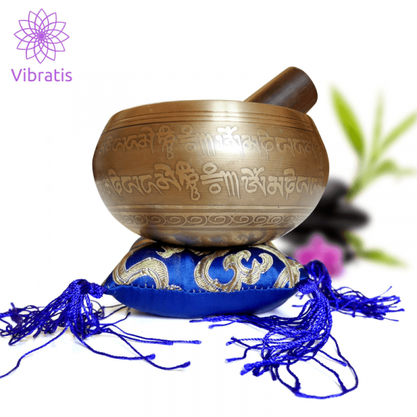 Bol tibetain vibratis