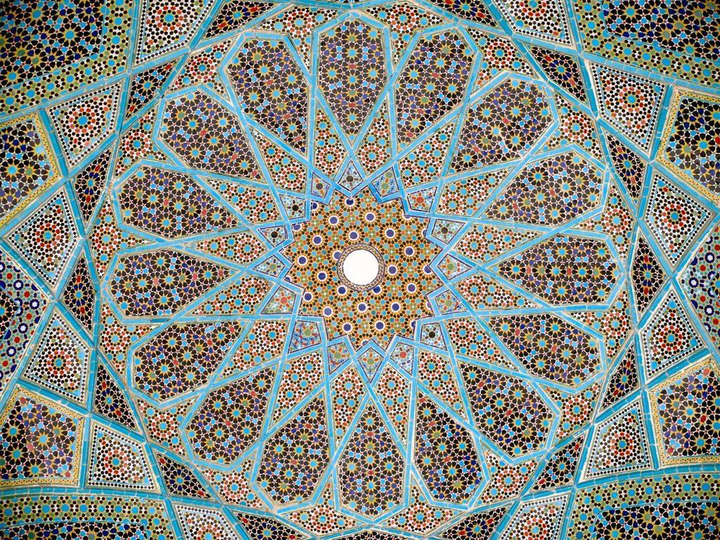 Girih, forme de Fleur de Vie