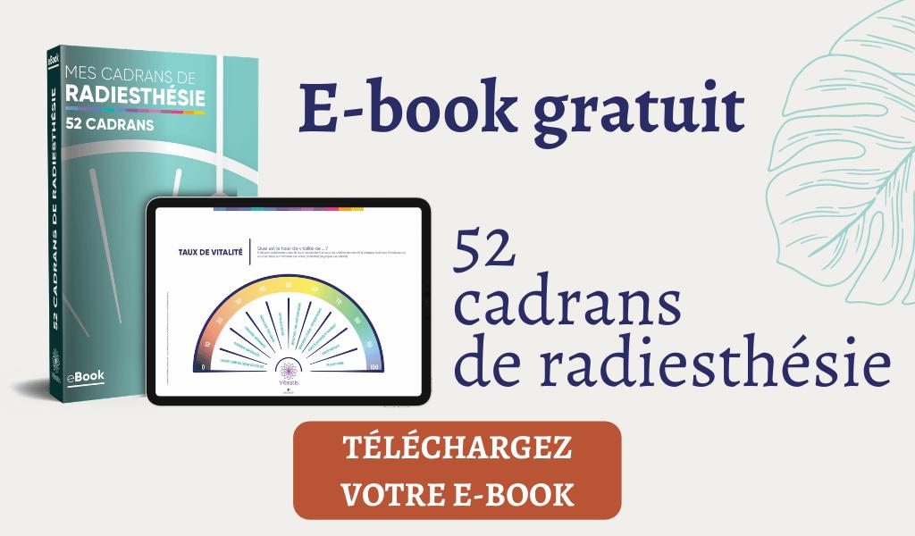 Ebook 52 cadrans de radiesthésie
