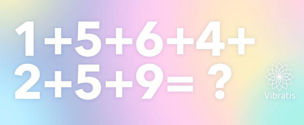 Calcul En Numérologie Calcul Du Chemin De Vie Et Du Nombre Actif