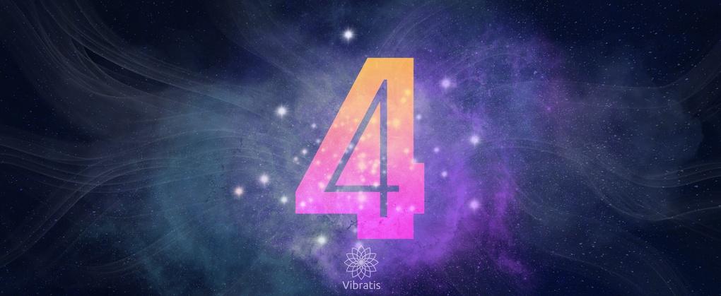 numerologie 4