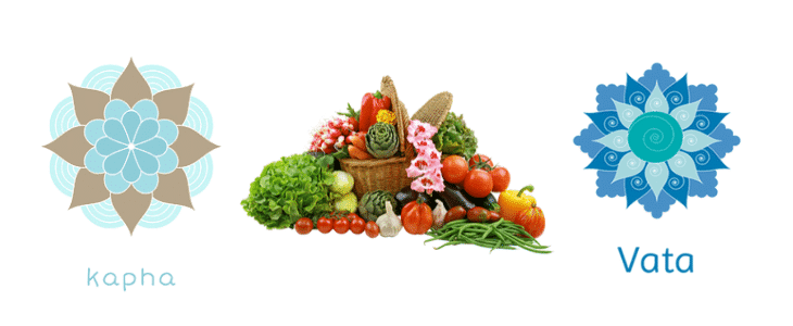Alimentation Kapha-Vata