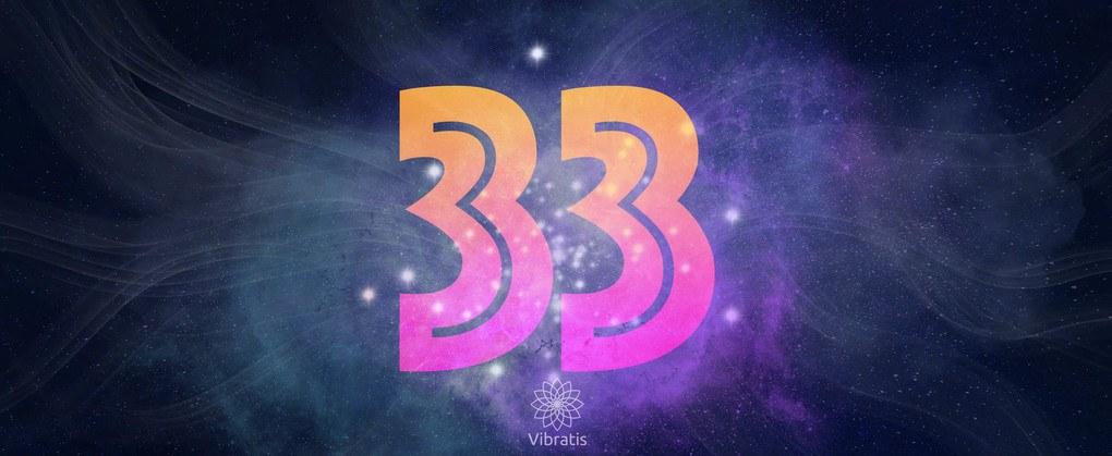 Numérologie 33