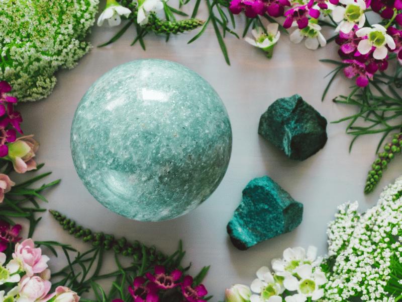 sources de la pierre d'aventurine